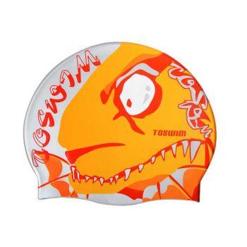 恐龙头化石